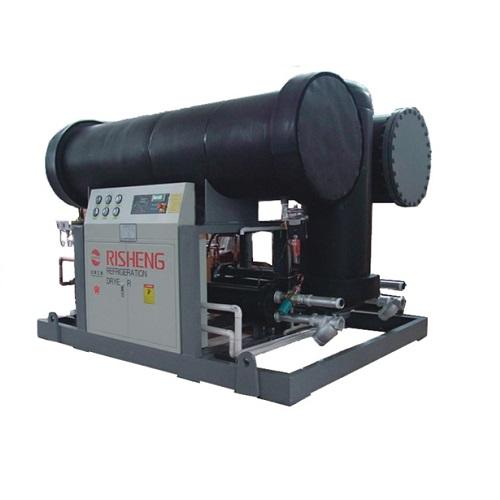 共通のシリーズ冷凍圧縮空気乾燥機